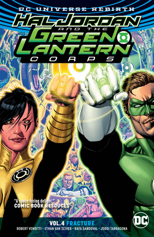 Hal Jordan and the Green Lantern Corps, Volume 4: Fracture
