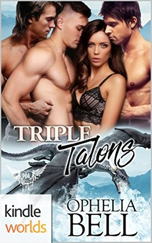 Triple Talons (Paranormal Dating Agency; Aurora Champions, #2)