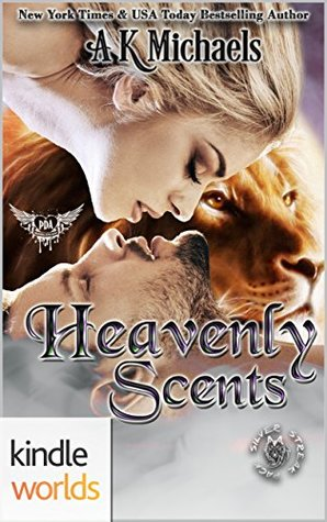 Heavenly Scents (Paranormal Dating Agency Kindle World Novella; Silver Streak Pack #2)