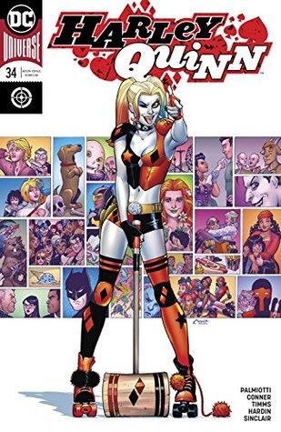 Harley Quinn (2016-) #34