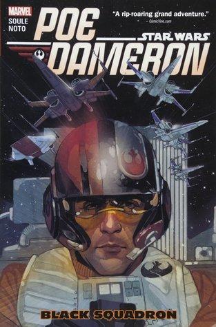 Black Squadron (Star Wars: Poe Dameron, #1)