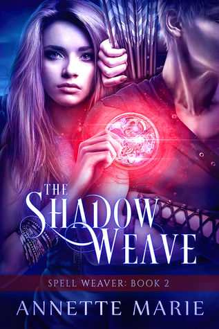 The Shadow Weave (Spell Weaver #2)