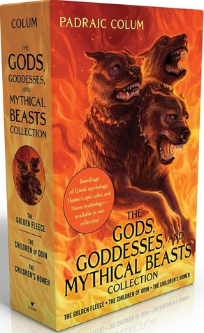 The Gods, Goddesses, and Mythical Beasts Collection: The Golden Fleece; The Children of Odin; The Children's Homer