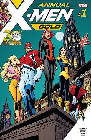 X-Men: Gold Annual #1