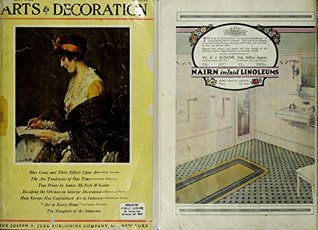 Arts and decoration 1921 Jan - Feb (History of arts, craft and decoration Book 13)