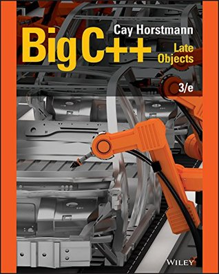Big C++: Late Objects