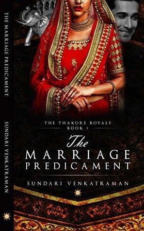 Book Spotlight of the Day: The Marriage Predicament by Sundari Venkatraman