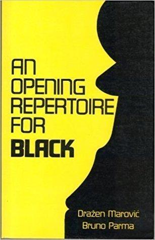 An Opening Repertoire for Black por Drazen Marovic, Bruno Parma