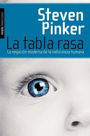La Tabla rasa par Steven Pinker