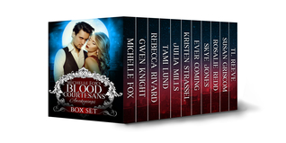 Blood Courtesans Boxed Set by Michelle Fox