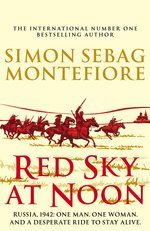 Red Sky at Noon (Moscow Trilogy #2)