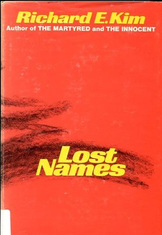 Lost Names; Scenes From a Korean Boyhood