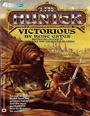 Hunter on Arena (Questar Science Fiction)