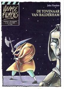 De tovenaar van Balderham (Vlaamse Filmpjes, #2106)