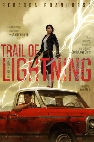 Image result for TRAIL OF LIGHTNING