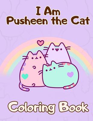 I Am Pusheen the Cat Coloring Book
