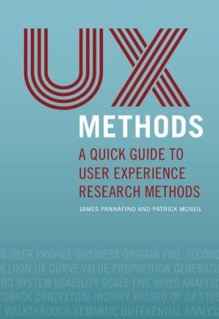UX Methods: A Quick Guide to User Experience Research Methods