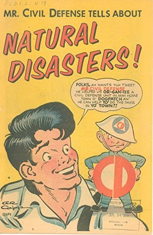 Mr. Civil Defense Tells About Natural Disasters! [nn]