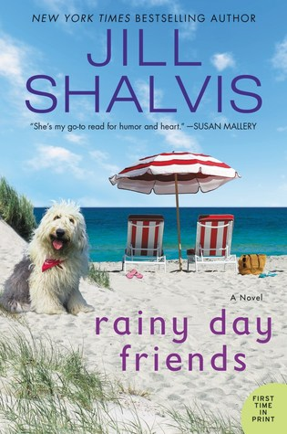 Book Review: Rainy Day Friends by Jill Shalvis