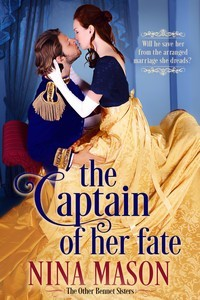 The Captain of Her Fate (The Other Bennet Sisters, #1)