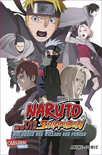 Naruto the Movie: Shippuden - Die Erben des Willens des Feuers: Movie 6