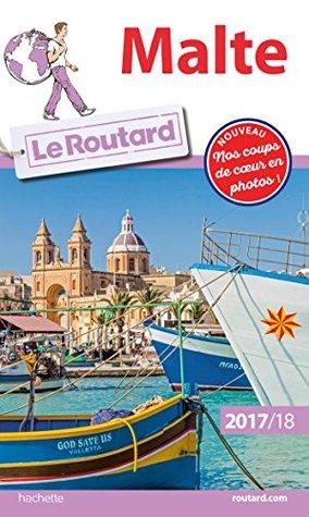 Guide du Routard Malte 2017/18