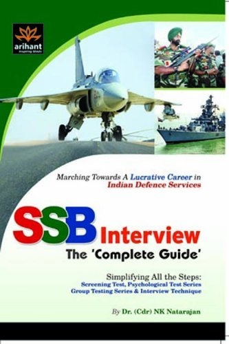 SSB Interview The 'Complete Guide'