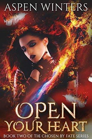 Open Your Heart by Aspen Winters
