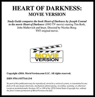 Heart of Darkness: Movie Version
