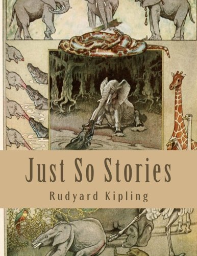 Just So Stories: Large Print Stories for Children