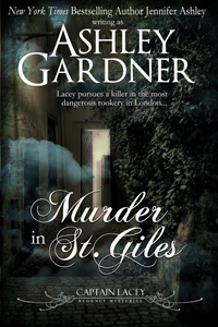 Murder in St. Giles (Captain Lacey Mysteries #13)