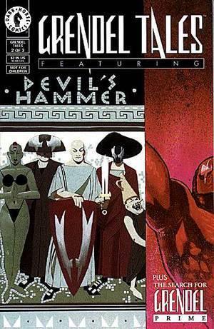 Grendel Tales: Devil's Hammer #2