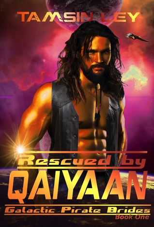 Rescued by Qaiyaan (Galactic Pirate Brides, #1)