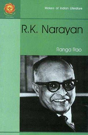 Makers of Indian Literature R.K.NARAYAN