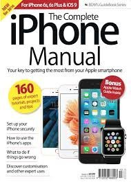The Complete Iphone Manual Volume 13