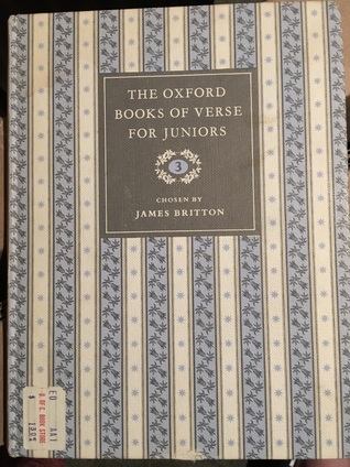 The Oxford Books of Verse for Juniors 3