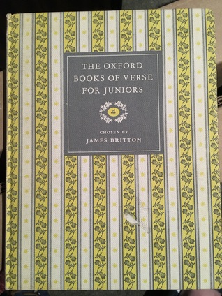 The Oxford Books of Verse for Juniors 4