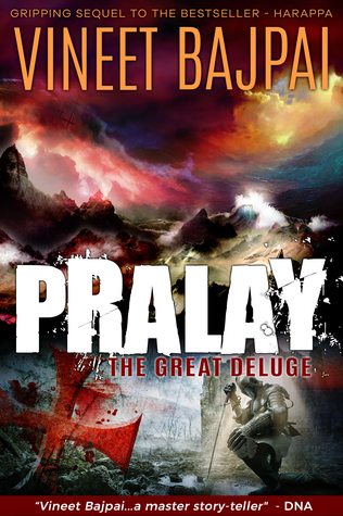 Image result for Pralay by Vineet Bajpai