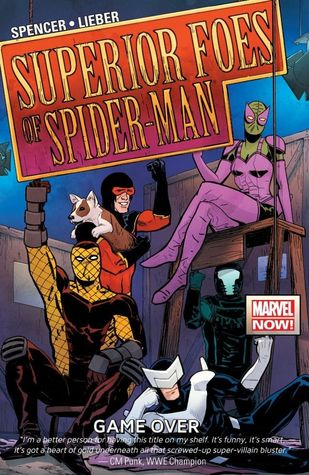 The Superior Foes of Spider-Man, Volume 3: Game Over
