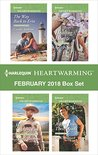 Harlequin Heartwarming February 2018 Box Set: The Way Back to Erin\High Country Cop\Healing Hearts\A Roof Over Their Heads