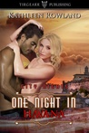 One Night in Havana (City Nights Series, #34)