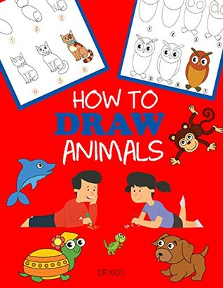 How To Draw Animals Learn To Draw For Kids Step By Step Drawing By