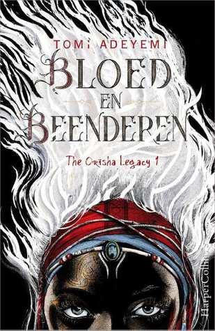 Bloed en beenderen (Legacy of Orïsha #1) – Tomi Adeyemi (Omslag ontleed)