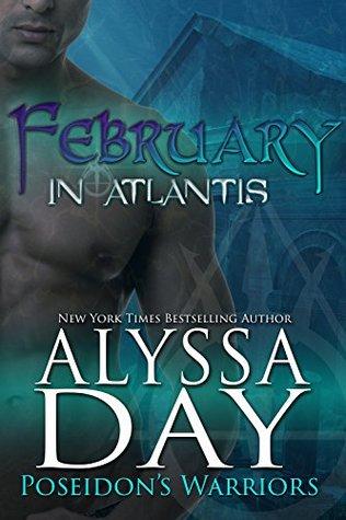 February in Atlantis (Poseidon's Warriors #2)
