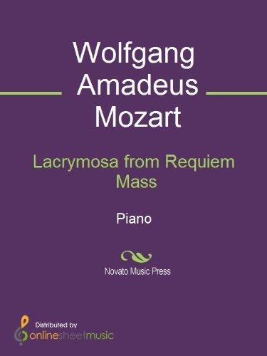 Lacrymosa from Requiem Mass