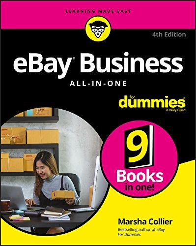 eBay Business All-in-One For Dummies (For Dummies