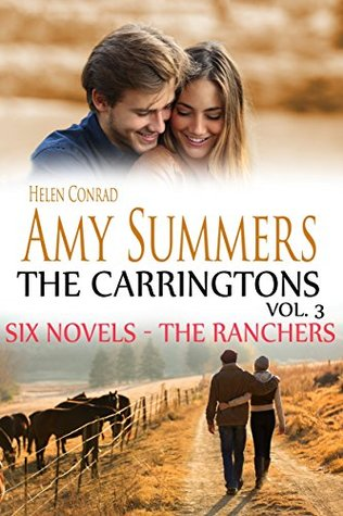 The Carringtons~The Ranchers (Destiny Bay: The Ranchers #1-6)