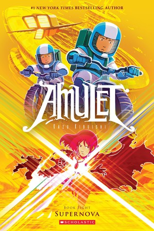 Amulet book 8 supernova read online