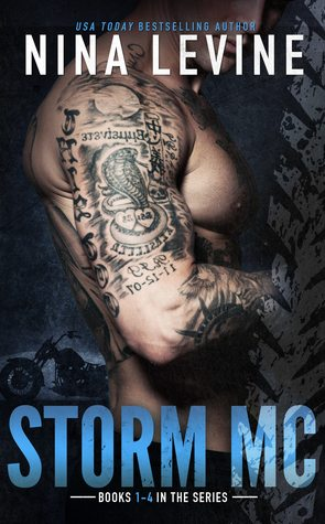 Storm MC Collection (Storm MC, #1-3) by Nina Levine