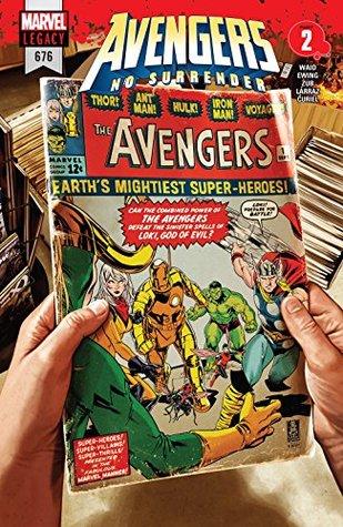 Avengers (2016-2018) #676